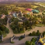 It's here!  The Grand Opening of the New Fantasyland! 1