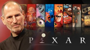 `Steve Jobs and Pixar