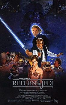 Return movie poster