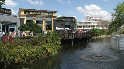 Raglan Road Review #disneysprings 1
