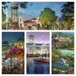 Updates on the Downtown Disney transformation to Disney Springs