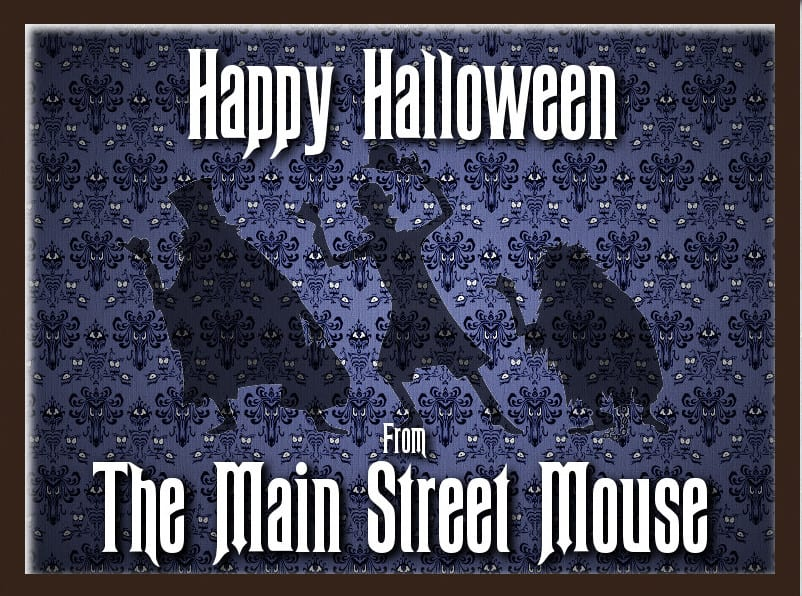 Happy Halloween! More Haunted Mansion Fun Facts! 9