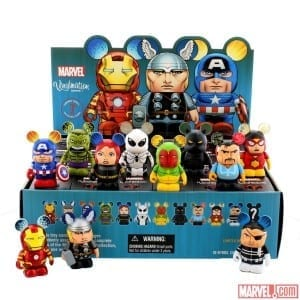 Marvel Vinylmation Figures
