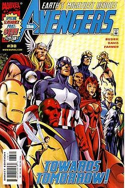 Avengers 1 1963