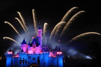 'Fantasy in the Sky' Fireworks Returns to Disneyland Park for Limited Time 2