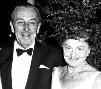 walt disney and pl travers relationship