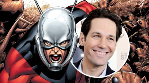Paul Rudd Talks Becoming Ant-Man 14