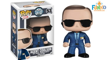 Funko Agents of S.H.I.E.L.D. Coulson Bobble-Head 1