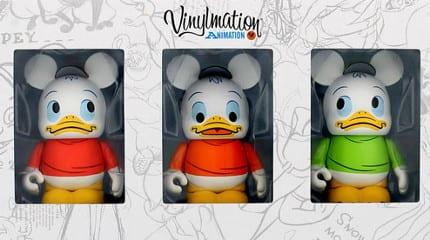 Animation Series 4 Louie, Dewey, & Huey Set