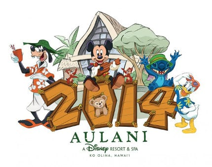 2014 Merchandise Debuts at Aulani, a Disney Resort & Spa 1