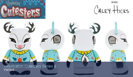 Cutesters 6 Deer