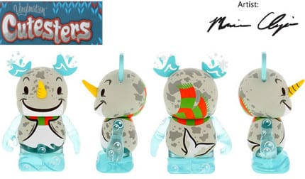 Cutesters 6 Narwhal