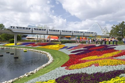 Menus Released For The 2017 International Flower & Garden Festival 1