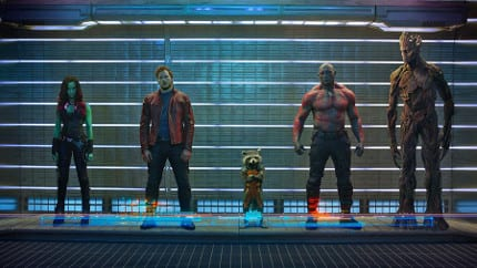 Exclusive Sneak Peek of Guardians of the Galaxy Today at Disney Parks 6