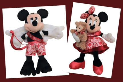 Mickey Minnie Valentines
