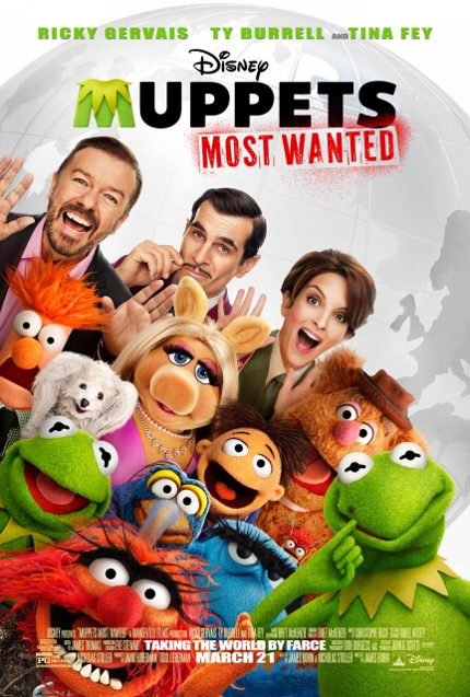 "Yamaha Entertainment Group Announces Sweepstakes in Honor of New ""Muppets Most Wanted"" Film 9"