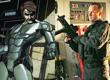Bill Paxton To Play Agent John Garrett