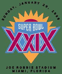 Super Bowl XXIX - January 29, 1995 1