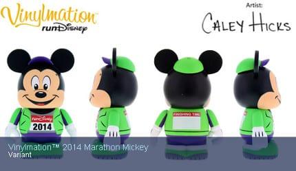 Vinylmation Run Disney 2014 DL Variant