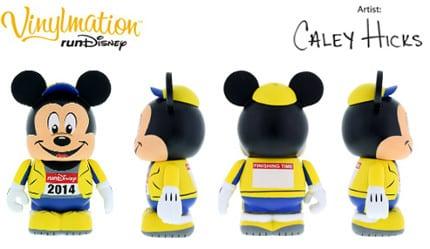 Vinylmation Run Disney 2014 DL