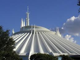 Space Mountain Opening 4