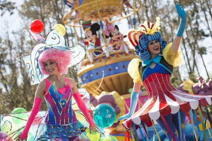 'Disney Festival of Fantasy Parade' Debuts March 9 at Magic Kingdom Park 1