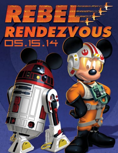 Merchandise for Star Wars Weekends Preview 1
