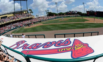 Walt Disney World Resort is Home to a Variety of Sports This Spring 1