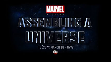 Set Your DVR: Assembling a Universe TV Special Premieres March 18 on ABC 3