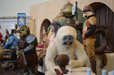 Star Wars Fans, Celebration 2015 is Coming to the Anaheim Convention Center 2