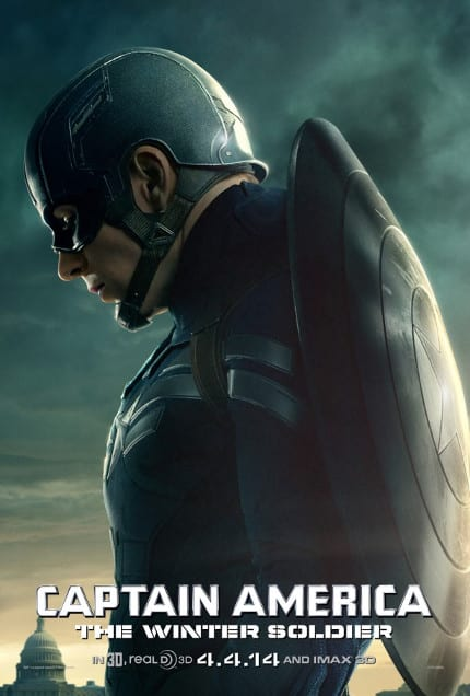 New Captain America: The Winter Soldier Trailer 29