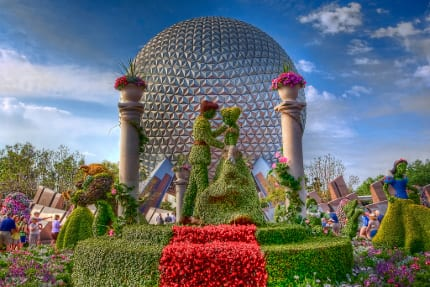 Upcoming WDW Events  1