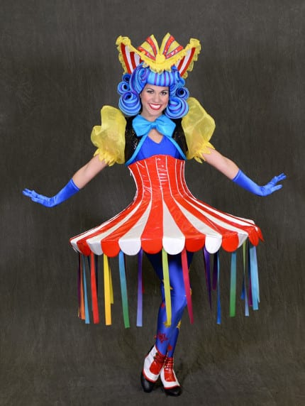 Style Snapshots: 'Disney Festival of Fantasy' Parade Costumes 1