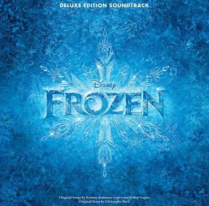 Sights and Sounds of Disney Parks: Frozen is Now the Coolest Soundtrack on Record! 5