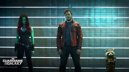 Guardians of the Galaxy Trailer Premiere Tonight 1