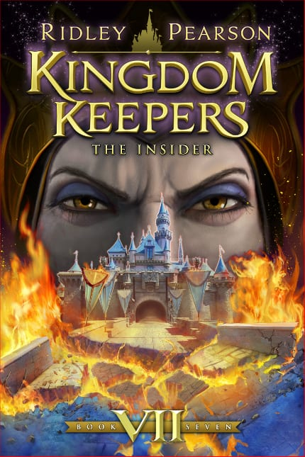 Kingdom Keepers VII: The Insider – Book Signing with Ridley Pearson 1