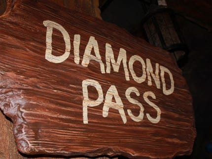 All In The Details: Imagineers Add Film-Inspired Details To Seven Dwarfs Mine Train 1