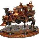 Mechanical Kingdoms ~ Steam-Driven Visions of a Victorian Future Art to Debut at Disney Parks 4