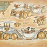 Mechanical Kingdoms ~ Steam-Driven Visions of a Victorian Future Art to Debut at Disney Parks 6