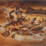 Mechanical Kingdoms ~ Steam-Driven Visions of a Victorian Future Art to Debut at Disney Parks 2