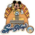 Spectro Magic Piece of Disney Mickey