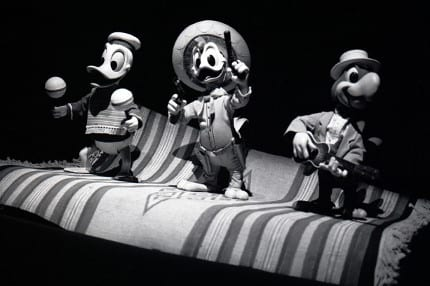 Vintage Walt Disney World: 'The Three Caballeros' at Magic Kingdom Park 1