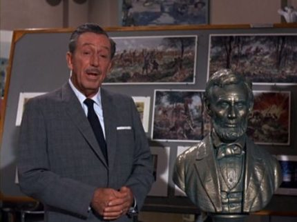 Walt Disney's Favorite President in Born 15