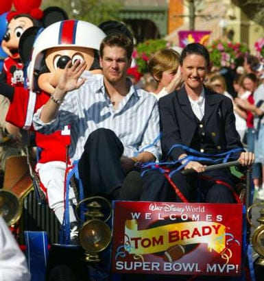 Super Bowl - Disney Style 1