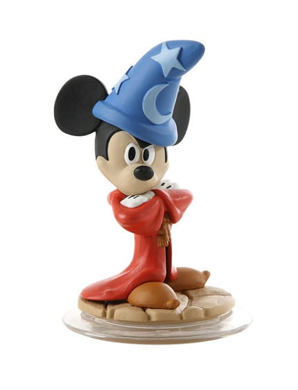 Sorcerer's Apprentice Mickey Available Nationwide February 9 1