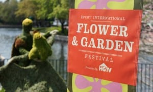2011 Epcot International Flower & Garden Festival.