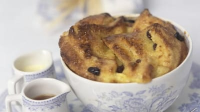 Raglan Road Bread and Butter Pudding! 1