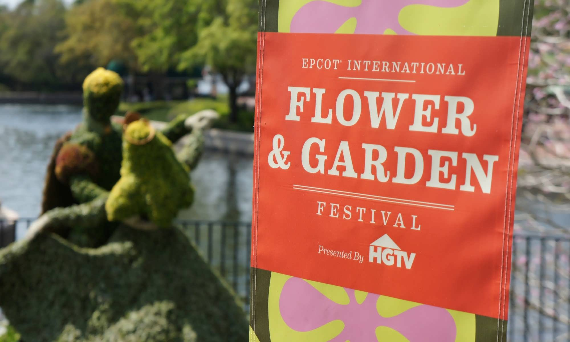Food Competes with Flowers for Top Billing at 2014 Epcot International Flower & Garden Festival 1