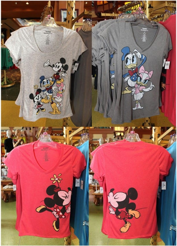 Show Your Disney Side with New Spring 2014 Apparel for Women and Girls at Disney Parks 1