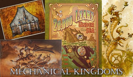 Mechanical Kingdoms: Steam-Driven Visions of a Victorian  1